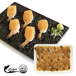 피쉬앤 초밥용 간장새우장 간편 초밥재료