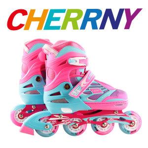 체르니 아동용 인라인스케이트 YN700 발광바퀴