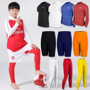 아동 스포츠웨어 축구용품 이너웨어 태클팬츠 유니폼