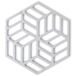 헥사곤 실리콘 냄비받침 2P세트