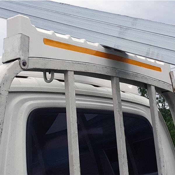 포터2 봉고3 난간보호대 바디블럭 백색 화물차용품