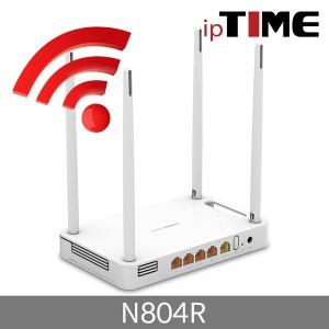 iptime N804R 와이파이공유기 무선공유기 유무선