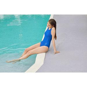 (신세계김해점)여성 실내 원피스 수영복 EVALILO01