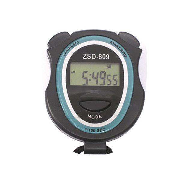 스톱워치 ZSD-809 스톱와치 초시계 판촉물 100분의1초