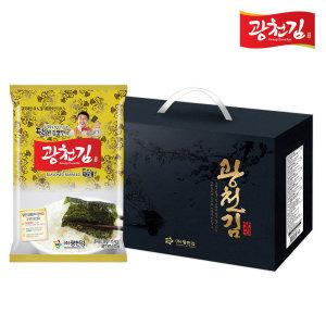 광천김  본사직배송 달인 김병만의  30-1호 선물세트
