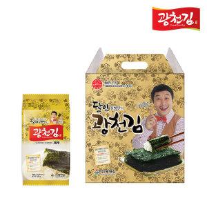 광천김  본사직배송 달인 김병만의 8호 선물세트