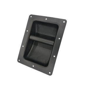 철제 사각형 매립 설치용 우퍼 박스 스피커손잡이