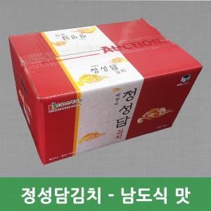 정성담김치 선김치 배추김치 포기김치 수입김치 10KG
