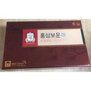 오픈행사 한국인삼공사 홍삼보운 40ml 30포 30개입