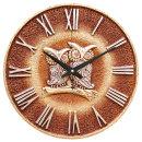 앤틱부엉이R 벽시계 골드 인테리어 벽걸이시계 (특가)