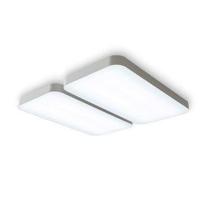 LED120W거실등73x65cm(시스템60Wx2) 국내산 삼성칩