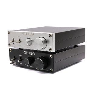 KGUSS G300 ClassD Subwoofer audio Amplifier Silver