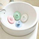 배수커버 화장실 하수구 덮개 배수구 거름망 커버망
