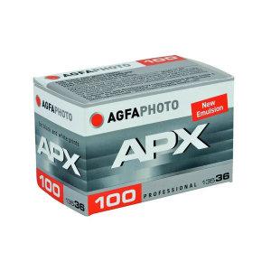 아그파 흑백필름 APX 100-36컷 (1롤) AGFA APX 100