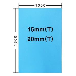 1000x1500x15mm 20mm 대형원단 EVA폼 에바폼 스폰지