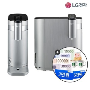 LG 상하좌우냉온정수기렌탈 WD503AS 18만/1만+캐시지급