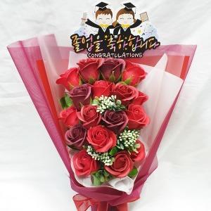 졸업꽃다발 기획전학사모 졸업식꽃다발 졸업선물