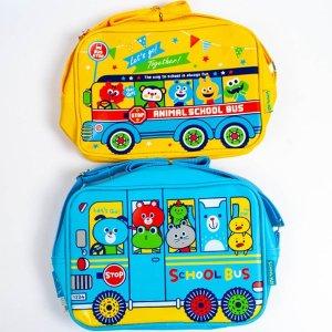 붕붕스쿨버스가방 키즈가방 디자인가방 보조가방 어린