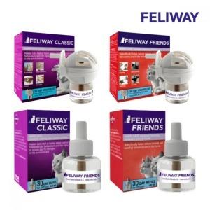 펠리웨이 고양이디퓨저세트 220V세트/클래식/프렌즈