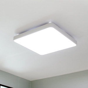 LED방등 에코라인 가벼운 아크릴제품 50W 모던 삼성칩