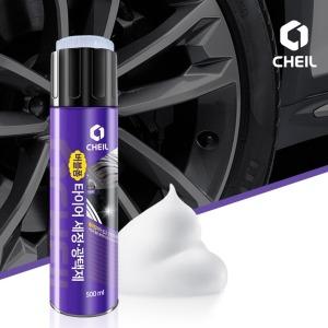CHEIL 제일 버블폼 타이어 세정 광택제 500ml/147428