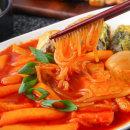오창맛집 떡볶이공장 쫄볶이 매운맛 1팩(소스포함)