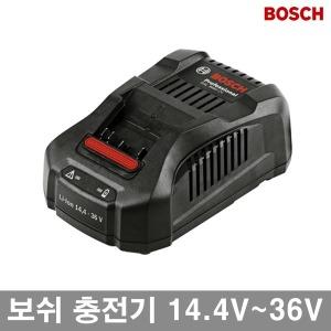 보쉬충전기 3680CV/14.4V 18V 36V 겸용 충전기
