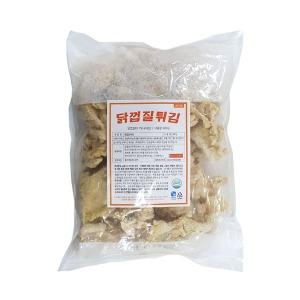 (무)(냉동)화인 닭껍질튀김800gX10개