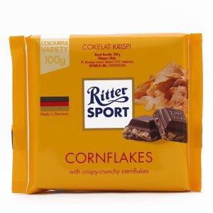 콘플레이크 초콜릿 100g 멈출 수 없는 중독성