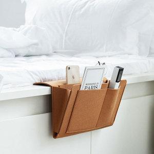 침대 소파 소품 리모컨 핸드폰 정리함 거치대 수납함