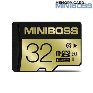 미니보스 마이크로SD 32GB TLC Class10