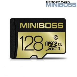 미니보스 마이크로SD 128GB TLC Class10