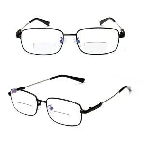 티타늄합금 블루라이트 방지 다초첨 안경 +1D~4D