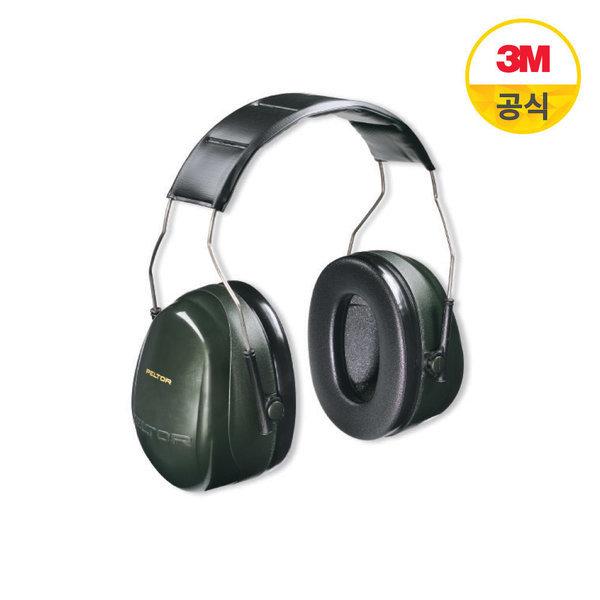 3M 귀덮개 소음방지 청력보호구 H시리즈 H7A