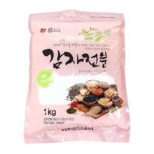 없음  류씨네 감자전분(국내산) 1kg