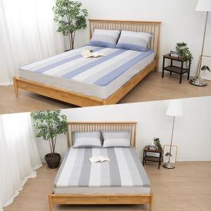 홈홈 사계절 매트리스 커버 매트커버 침대커버 맞춤