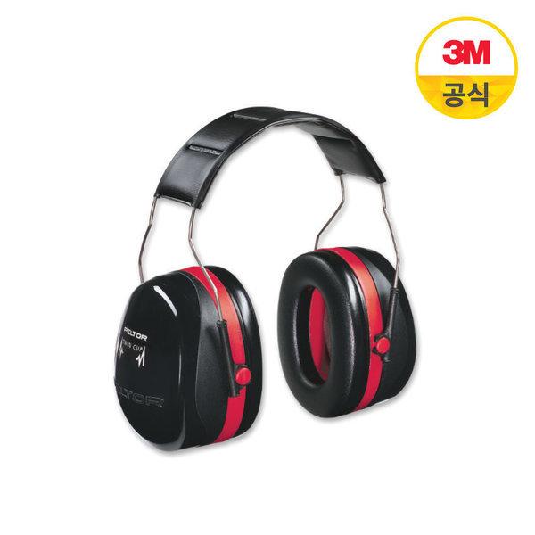 3M 귀덮개 소음방지 청력보호구 H시리즈 H10A