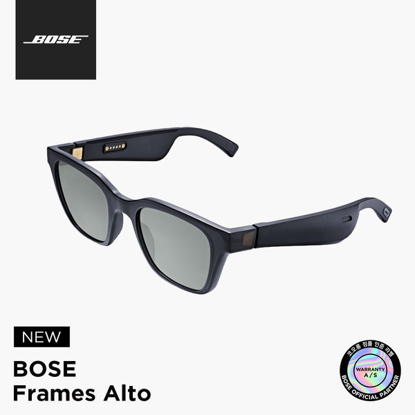 BOSE 정품 Frames Alto 블루투스 오디오선글라스