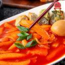 오창맛집 떡볶이공장 떡볶이 매운맛 1팩(소스포함)