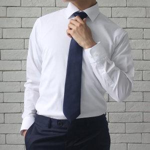 구김없는 스판 남자 정장 와이셔츠 반팔 긴팔와이셔츠