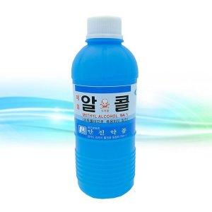 안진메칠알콜 400ml(84%)