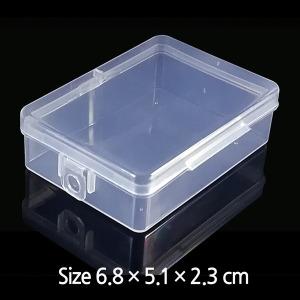 초소형 다용도 플라스틱케이스 정리 보관 낚시 부품용