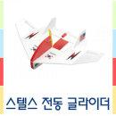 스텔스 전동 글라이더 /고성능모터 /모형항공기 - 학교