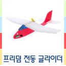 프리덤 전동 글라이더 /고성능모터 /모형항공기 - 학교
