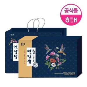 해태제과 연양갱 명절 선물세트(20개입)+쇼핑백 증정 - 상품 이미지