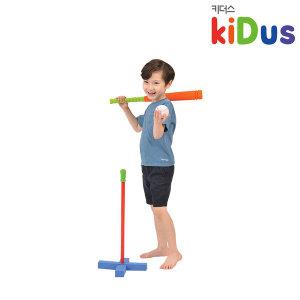 KIDUS 소프트 티볼세트 학교체육 뉴스포츠