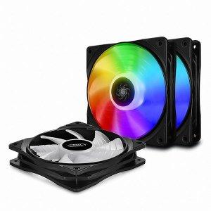 DEEPCOOL CF120 RGB Addressable RGB PWM (3PACK)