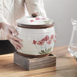 건강한 항아리 콩나물시루 들꽃(대) 숙주키우기