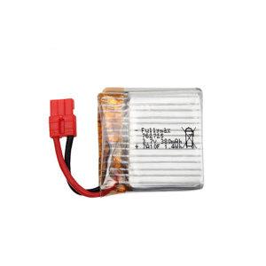 SYMA X26 미니드론 배터리 3.7v 380mah