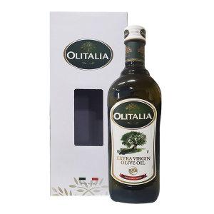 올리타리아 설 선물 엑스트라버진 올리브오일 1L+박스